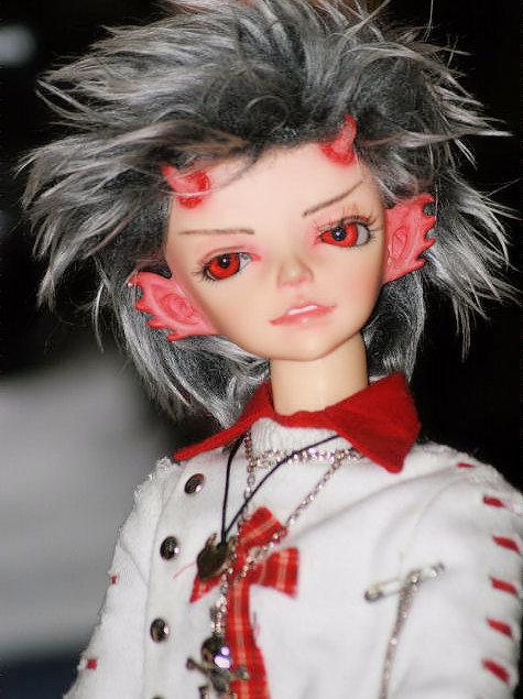 Kazuo ball jointed doll