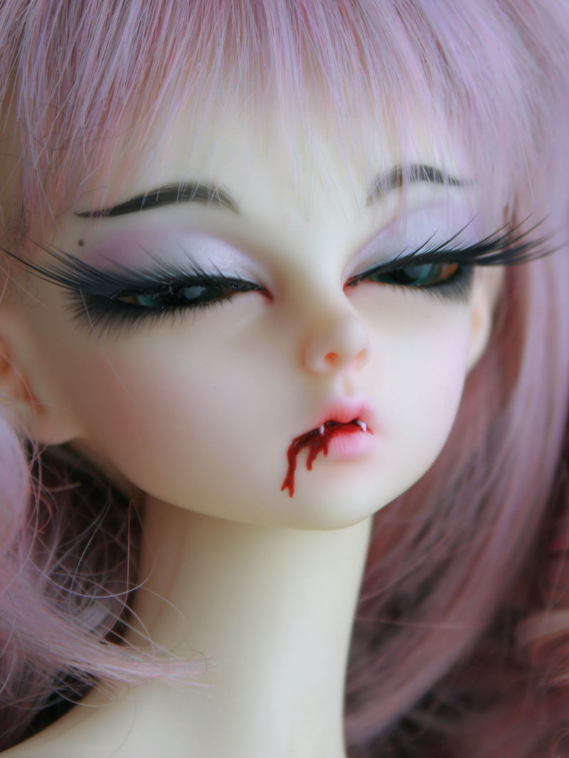 minifee Marcia BJD vampire