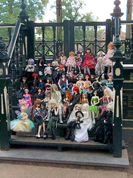 BJD meet picnic Apeldoorn 2007