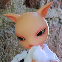 Dollzone Petdoll Fox Tan BJD