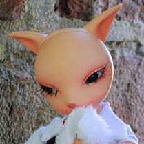 Dollzone Petdoll Fox Tan BJD